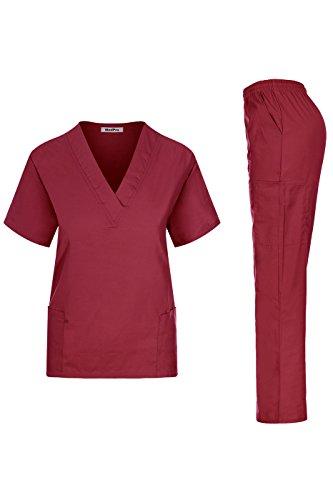 MedPro Womens Unisex Medical V Neck