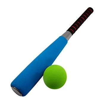 c42e67bb3a3 Uarzt Soft Foam Indoor Outdoor Baseball Bat and Ball Set Toys for Kids  Childrens Toddler Boy Gifts