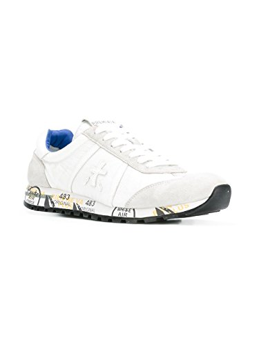 discount view PREMIATA Men's LUCY206E White Leather Sneakers free shipping Manchester professional cheap online outlet websites cheap sast K8Bslb5