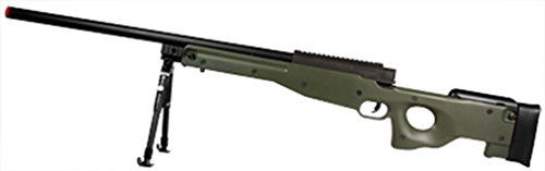 utg type 96 green airsoft sniper w/upgraded spring airsoft gun(Airsoft Gun) by UTG
