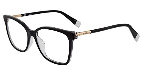 Eyeglasses Furla VFU 248 Black 09G5