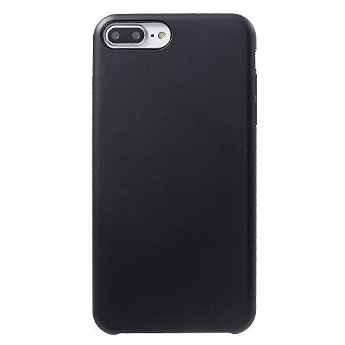 VOUNI Trendy Series Plastic Phone Tasche Hüllen Schutzhülle - Case für iPhone 7 Plus - schwarz