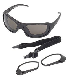Body Specs MT-4 BLK-RX-CUP MT-4 Black Frame RX Cup Sunglass