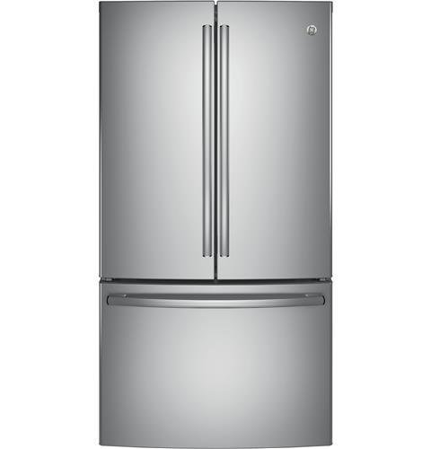 GE SERIES ENERGY STAR 28.5 CU. FT. FRENCH-DOOR REFRIRATOR