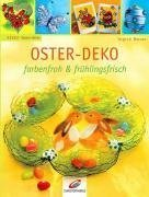 Oster-Deko: farbenfroh & frühlingsfrisch. Mit Vorlagen