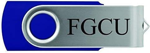 Inc Florida Gulf Coast University LXG 8GB 2.0 USB Flash Drive-Blue