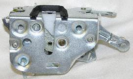 UPC 723651586470, 80-86 NISSAN PICKUP FRONT DOOR LATCH RH (PASSENGER SIDE) TRUCK, with Man Locks (1980 80 1981 81 1982 82 1983 83 1984 84 1985 85 1986 86) N464901 8050201W00