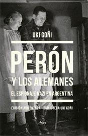 PERON Y LOS ALEMANES-EDICION AUMENTADA
