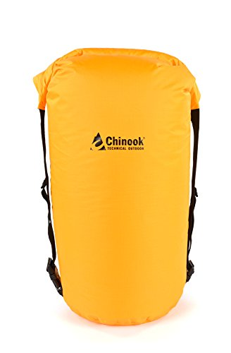- Chinook Ultralite Compression Dry Sack, Gold, Small