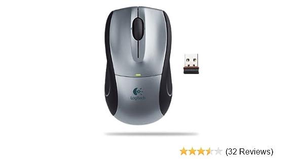 09f5a56cb9e Amazon.com: Logitech V450 Nano Cordless Laser Mouse for Notebooks (Silver):  Electronics