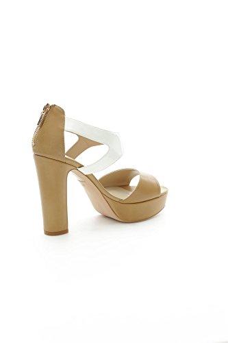 Luciano Barachini Sandals Natural Women 4053C White rrYaq