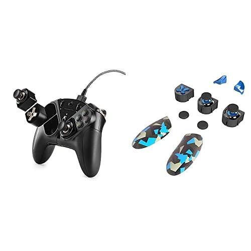 Controlador Thrustmaster ESWAP X PRO con paquete de color azul ESWAP X PRO: (Xbox One, Series X | S y Windows)