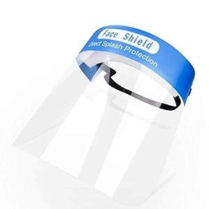 ENDYFENDY 5 Pcs Safety Face Shields Reusable ...