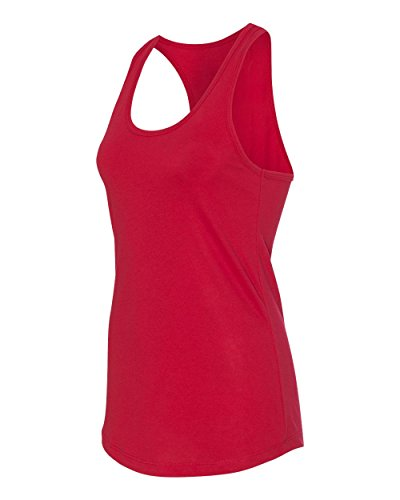 Next Level Apparel Women's Ideal Racerback Tank - X-Large - Red