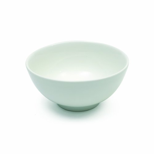 Maxwell and Williams Basics Noodle Bowl, 7-Inch, White