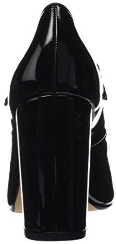 MTNG Originals 61296 - Zapatos de tacón para mujer Negro (CHAROL NEGRO)