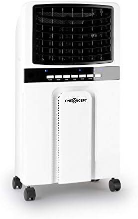 Oneconcept Climatizador Purificador Enfriador Humidificador Blanco: Amazon.es: Hogar