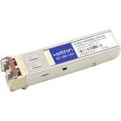 Image of Addon-Networking LC SFP Mini-GBIC Transceiver Module (E1MG-CWDM80-1610AO) Network Transceivers