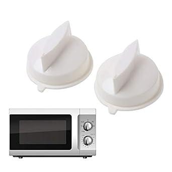 Amazon.com: 2 pomos giratorios de microondas para horno ...