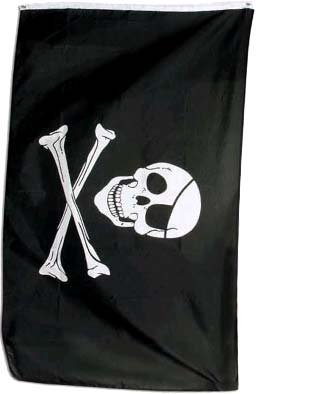 (New 4x6 Jolly Roger Pirate Flag Caribbean Pirates Flags)