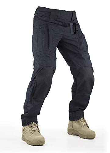 Survival Tactical Gear Pants with Knee Pads Hunting Paintball Airsoft BDU Military Camo Combat Trousers for Men