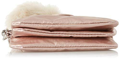 Gold Kipling S Womens Metallic Creativity Organisers Blush Bag XnnHBr8