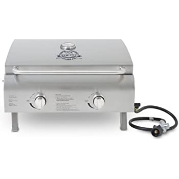 Amazon Com Pit Boss 2 Burner Portable Lp Gas Grill