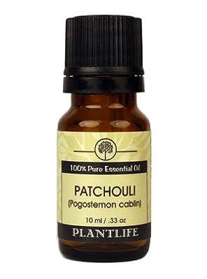 Patchouli 100% Pure Essential Oil - 10ml
