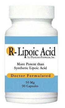 R-Alpha Lipoic Acid 50 mg - 90 capsules