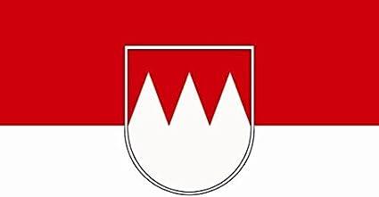 U24 Motorradflagge Niedersachsen Fahne Flagge 20 x 30 cm