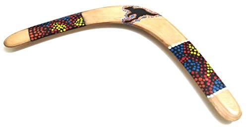 Bumerangue Tradicional Australiano Original_Madeira 6 mm