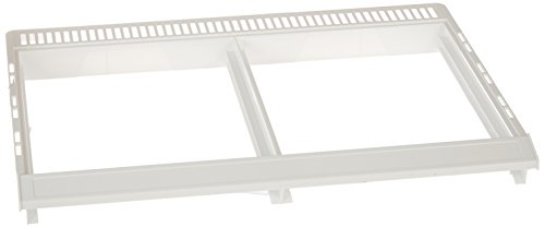 Frigidaire 218314102 Refrigerator Shelf Frame without Glass by Frigidaire