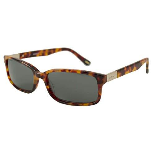 Gant Sun Sunglasses - GWS2008 / Frame: Tortoise Lens: Green