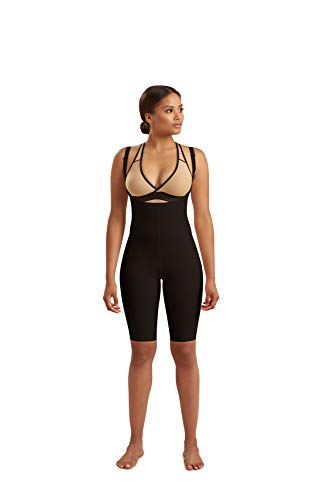 (Marena Recovery Knee-Length Compression Girdle with High-Back, Step 2 (Pull on))