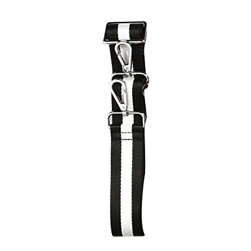 Strap Adjustable Shoulder Black amp; White Belt Strap Colorful Mix Color Fashion Replacement amp; Black Swiftswan tRCw80qxT