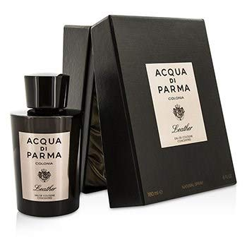 Acqua Di Parma Colonia Leather Eau De Cologne Concentree Spray For Men 180ml/6oz