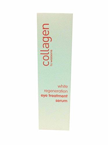 Collagen By Watsons, White Regeneration Eye Treatment Serum. (20 Ml/ Pack)