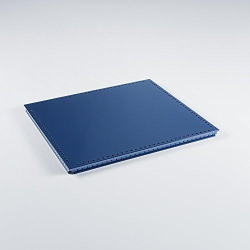Swissmobilia Internal Panel Metal Element for USM Haller Steel Blue, Systemmaß:350x350