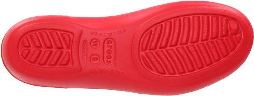 Rosso Crocs 10335 Crocs 10335 Ballerine Donna WOwqYTwZ