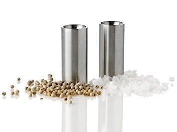 (Stelton Cylinda Line Salt and Pepper)
