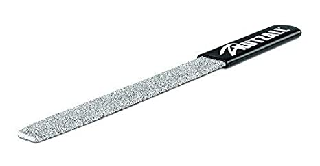 Kutzall Grit Warding Hand File Length Tungsten Carbide Coating Fine 60 Grit WD860-UK 8 203.2mm