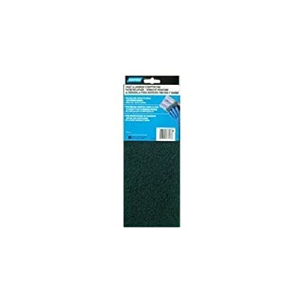 Norton 48147 4-3//8-Inch X 11-Inch Green Paint and Varnish Stripping Pad