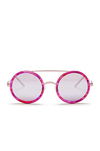 WILDFOX Winona Deluxe Round Sunglasses in Wet - Wildfox Sunglasses