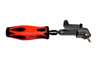 Professional Bevel-Gear Offset Screwdriver