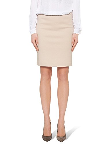 Röcke Cain Marc 604 Donna sand Gonna Beige C5COdqrw