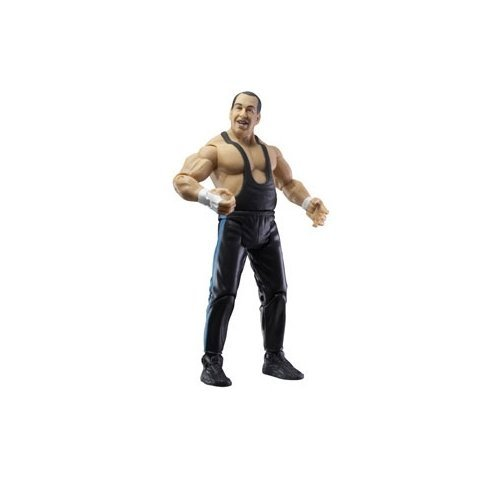 WWE Jakks Pacific Wrestling Classic Superstars Series 10 Action Figure Ticket Giveaway Gorilla Monsoon by WWE