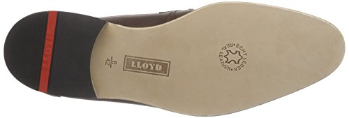 Lloyd Donnelly, Scarpe Stringate Uomo Braun (Espresso/Jeans 5)