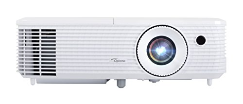 Optoma HD27 3200 Lumens 1080p Home Theater Projector from Optoma