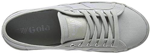 Gj Pale Trainers Grey Women's Silver Grey Metallic Gola Grace TFwSxqXz