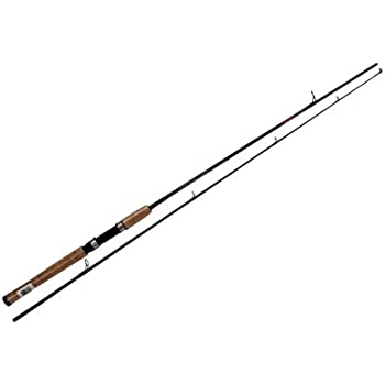 Quantum Fishing Graphex Medium/Light Spinning Rod (2-Piece), 6-Feet 6-Inch